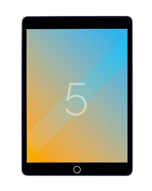 iPad 9.7 (2017) - Riparazioni iRiparo